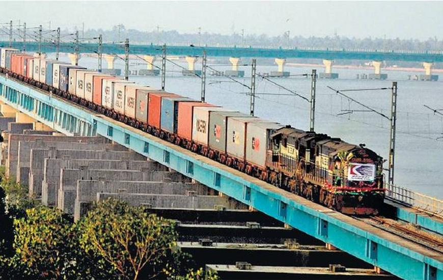 Project Management For rail connectivity work ICTT-Vallarpadom – Ernakulam – Kerala-img