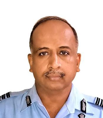 Gp Capt MJA Vinod-img