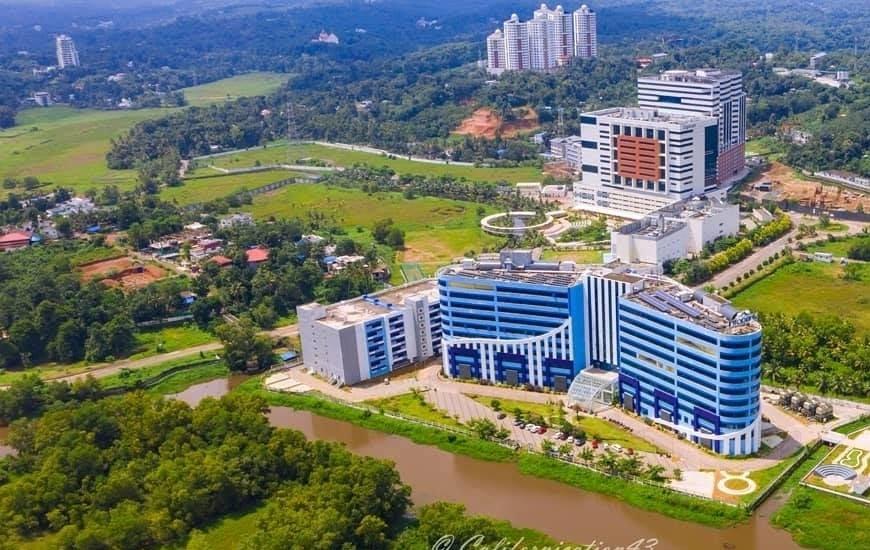 Project Management Consultancy (PMC) services to INFO PARK (a Govt. of Kerala Enterprise), Kakkanad, Kochi, Kerala.-img-2